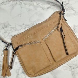 Handbags - Crossbody Bag   Lined, Multi-Pocket